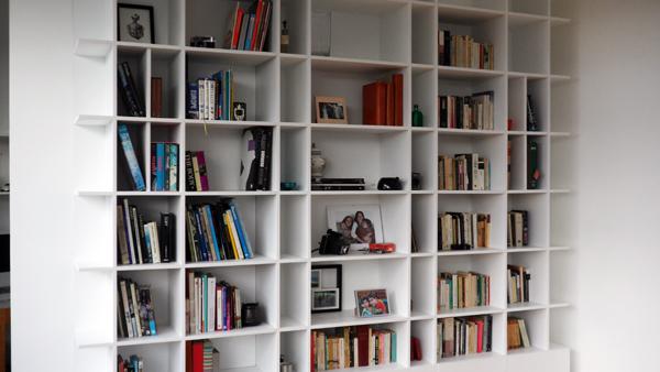 Libreros minimalistas libreros a mxn 31200 en for Libreros minimalistas para oficina